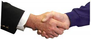 handshake small